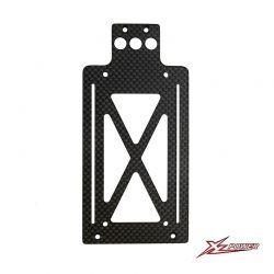 Carbon fiber ESC mount XL70B10