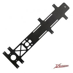 Middle Carbon Fiber Plate Frame XL70B23