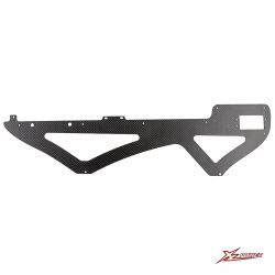 Lower Carbon Fiber Main Frame XL70B26