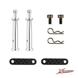 Canopy Mounting Bolt Rear XL70B30