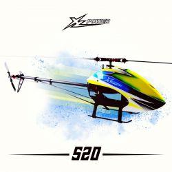 Kit XL520 Combo (Pas e Motor) XL52K01