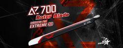 Azure Power AZ 700mm Premium Carbon Blades